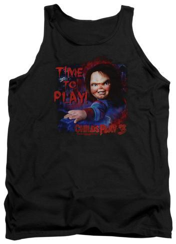 Tank Top: Childs Play 3 - Time To Play Tank Top