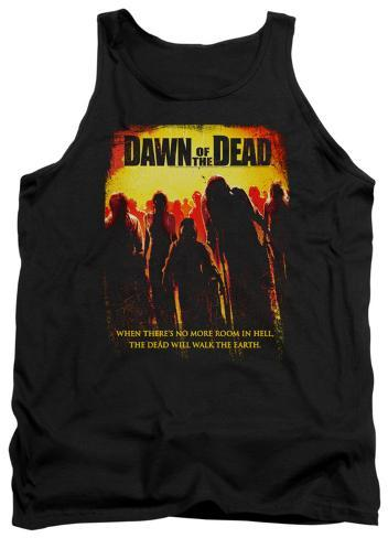 Tank Top: Dawn Of The Dead - Title Tank Top