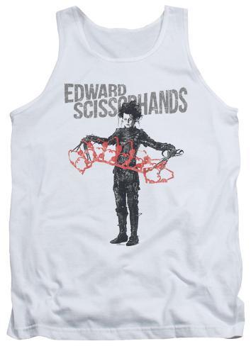 Tank Top: Edward Scissorhands - Show & Tell Tank Top