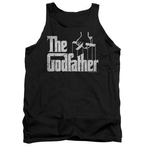 Tank Top: Godfather- Logo Tank Top