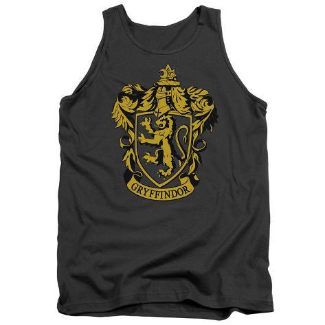 Tank Top: Harry Potter- Gryffindor Crest Tank Top