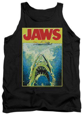 Tank Top: Jaws - Bright Jaws Tank Top