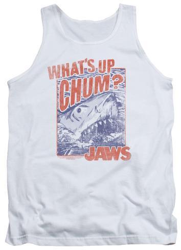 Tank Top: Jaws - Chum Tank Top