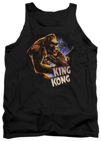Tank Top: King Kong - Kong And Ann Tank Top