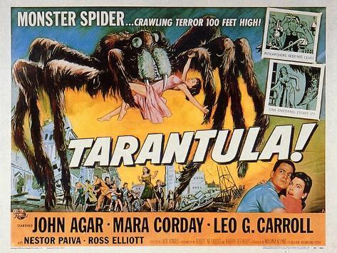 Tarantula, 1955 Art Print