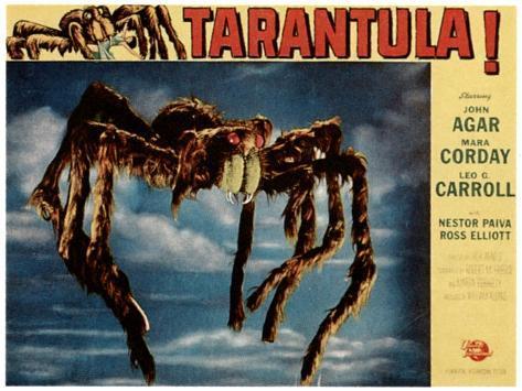Tarantula!, 1955 写真