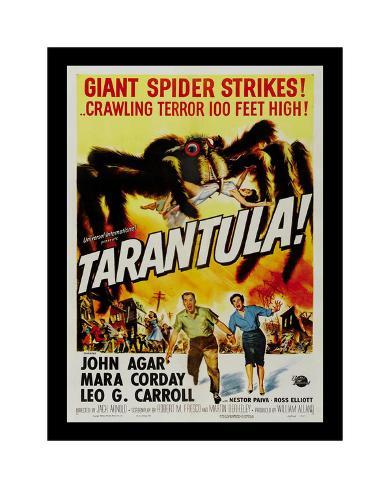 Tarántula|Tarantula Lámina giclée