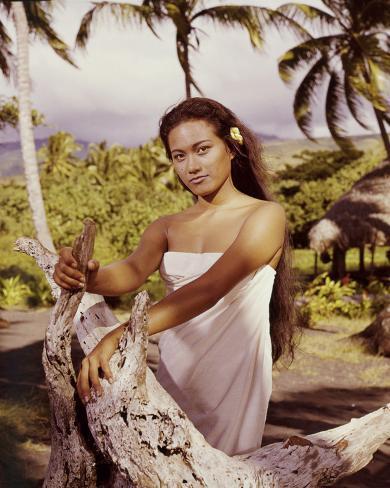 Tarita, Mutiny on the Bounty (1962) Photo