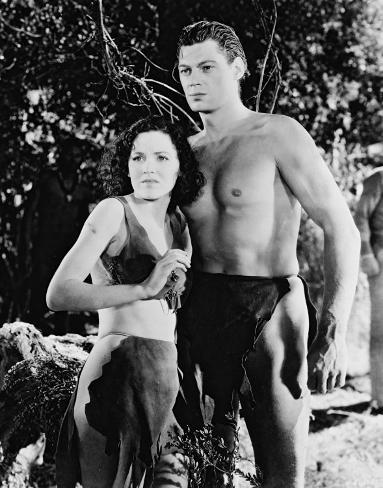 Tarzan and His Mate Foto