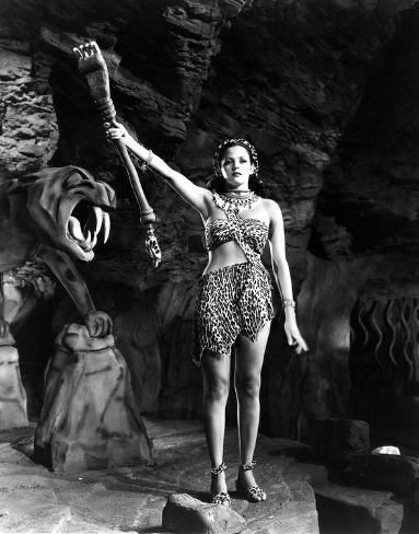 Tarzan and the Leopard Woman Photo
