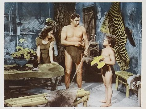 Tarzan's New York Adventure, 1942 Lámina