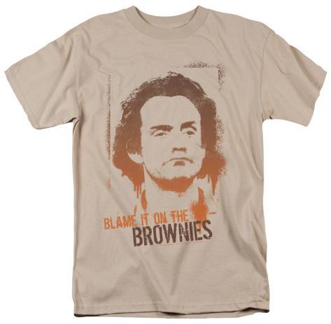 Taxi - Blame the Brownies T-Shirt