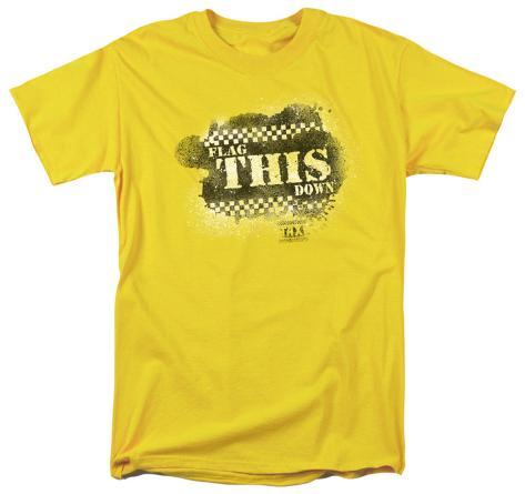 Taxi - Flag This Down T-Shirt