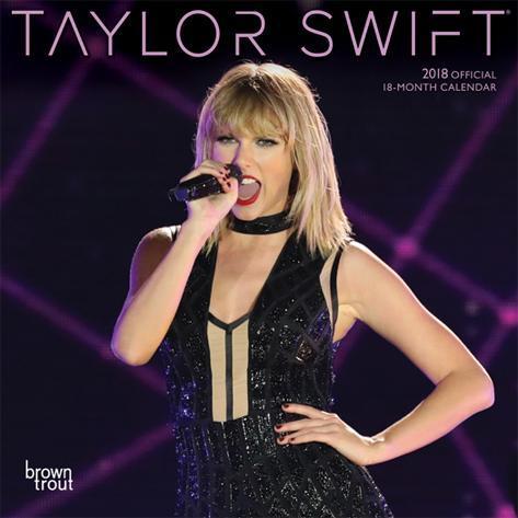 Taylor Swift 2018 Mini Calendar Calendars At