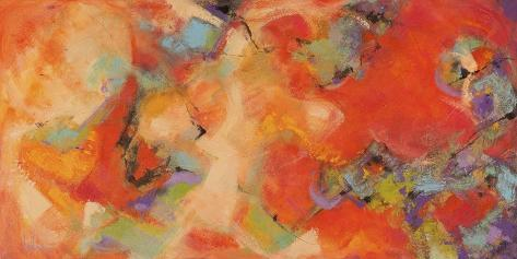Piacevoli emozioni Stretched Canvas Print