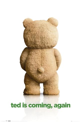 Ted 2 Coming Poster