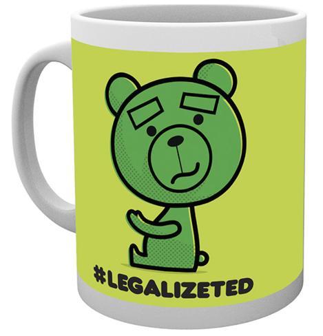 Ted 2 Legalise Mug Tazza