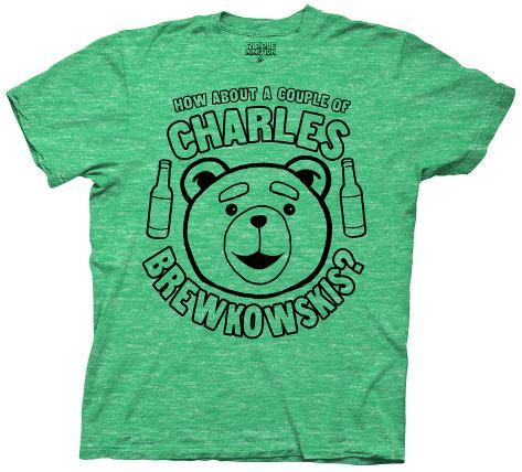 Ted - Charles Brewkowski T-Shirt