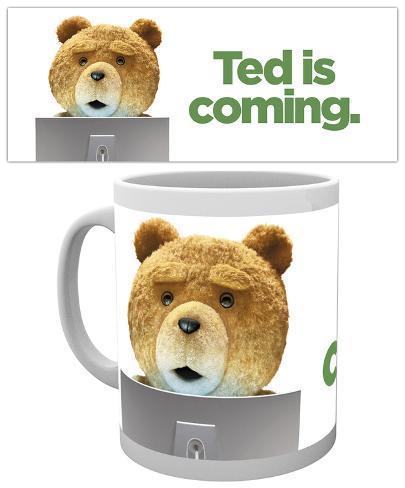 Ted Is Coming Mug Mug