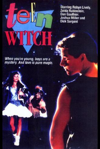 Teen Witch Pôster