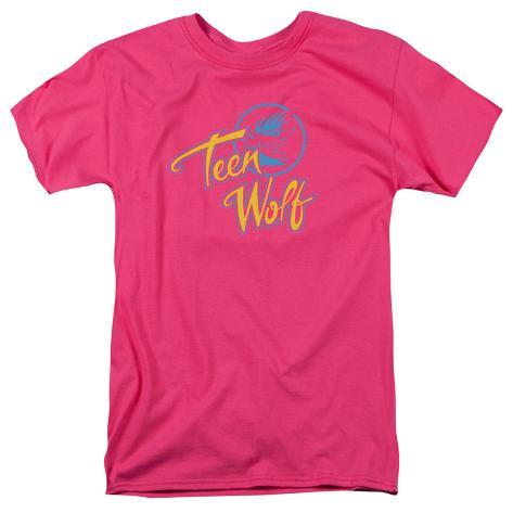 Teen Wolf- Slick Logo T-Shirt