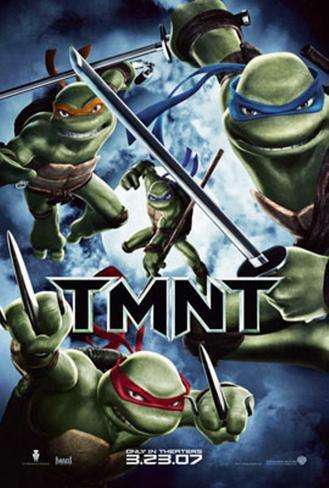 Teenage Mutant Ninja Turtles Originalposter