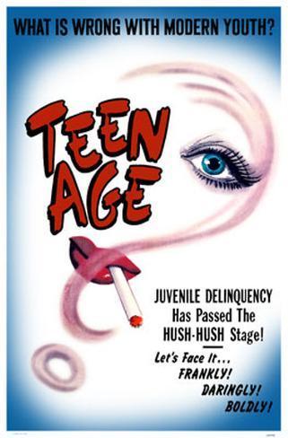 TeenAge Masterprint