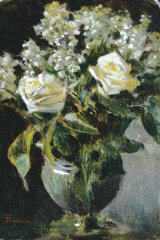 Vase of Flowers Lámina giclée