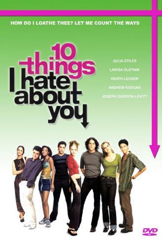 Ten Things I Hate About You Poster