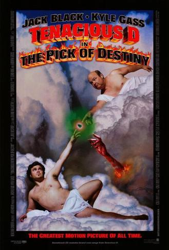 Tenacious D in: The Pick of Destiny Poster