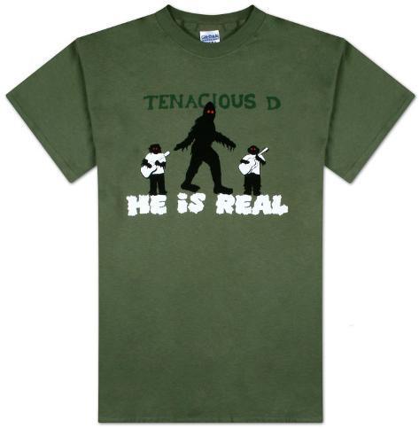 Tenacious D - Sasquatch T-Shirt