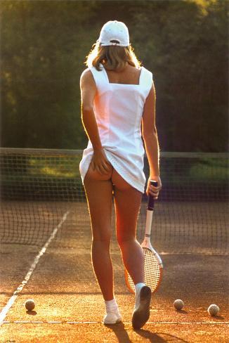 Tenista  Pôster