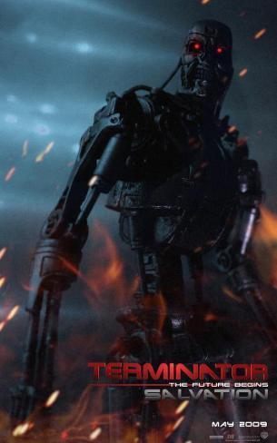 Terminator: Salvation Masterprint