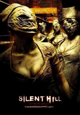 Terror em Silent Hill Impressão original