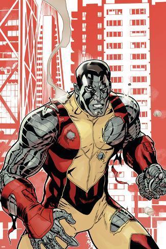 Uncanny X-Men No.507 Cover: Colossus Poster