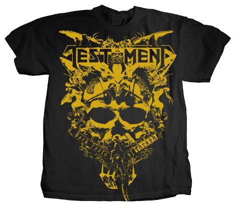 Testament dark roots of thrash