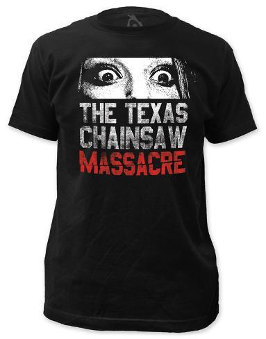 Texas Chainsaw Massacre - Don't Look Now (slim fit) T-Shirt