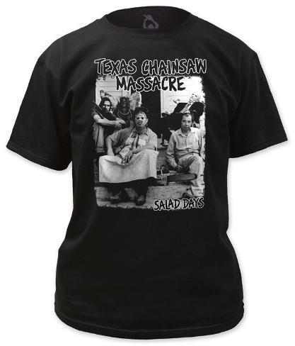 Texas Chainsaw Massacre - Salad Days T-Shirt