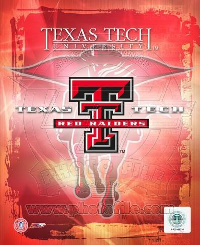 Texas Tech University Logo Photo