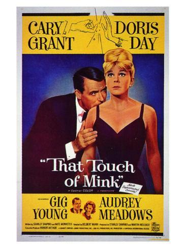 That Touch of Mink, 1962 Art Print