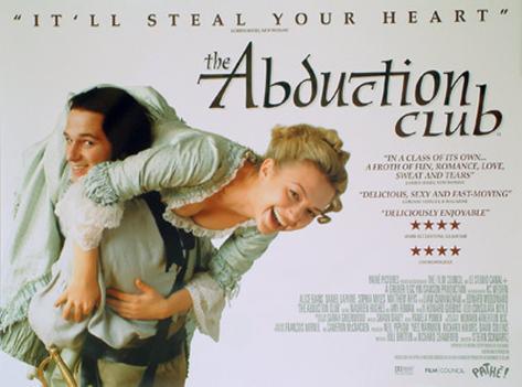 The Abduction Club Originalposter