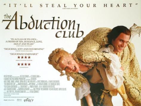 The Abduction Club Original Poster