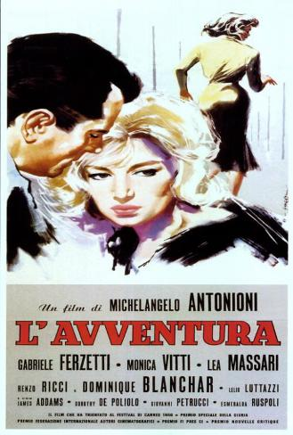 The Adventure - Italian Style Poster