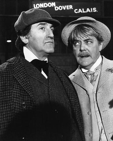 The Adventure of Sherlock Holmes' Smarter Brother Photo