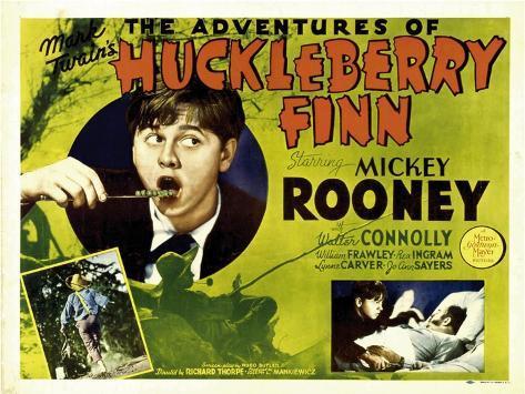 The Adventures of Huckleberry Finn, 1939 Fotografía