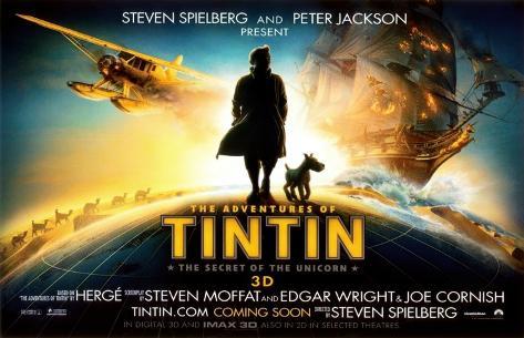 The Adventures of Tintin: The Secret of the Unicorn Masterprint