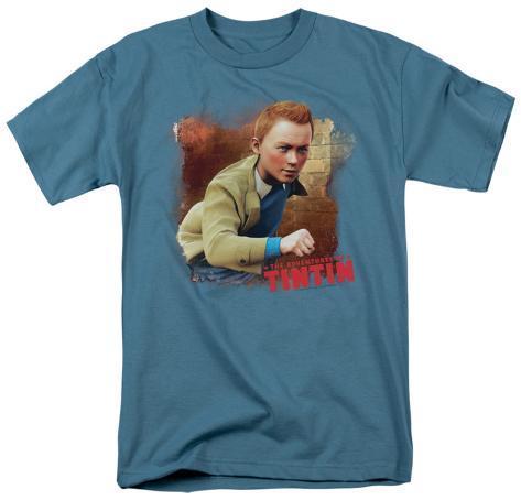 The Adventures of TinTin - Tintin T-Shirt