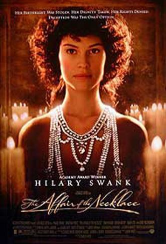 The Affair Of The Necklace Original Poster