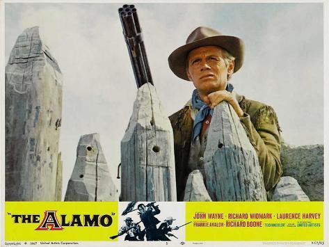 The Alamo, 1960 Art Print