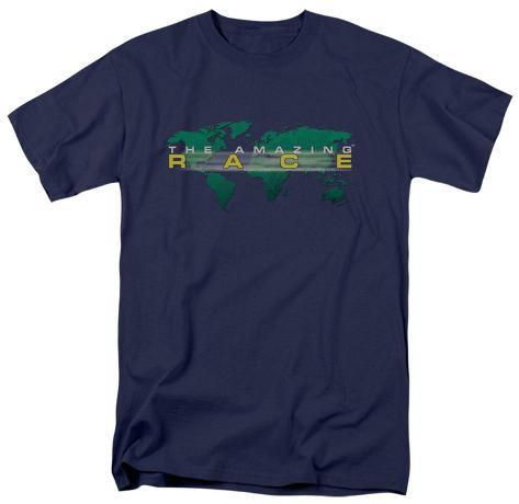 The Amazing Race - Race Around the World T-Shirt